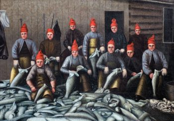 Fiskere, Chr. T. Andersen